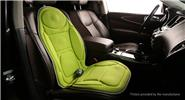 Buy YB Massage Seat Cushion Car Home Massager Pain Relief Mat Green for $53.51 in Fasttech store