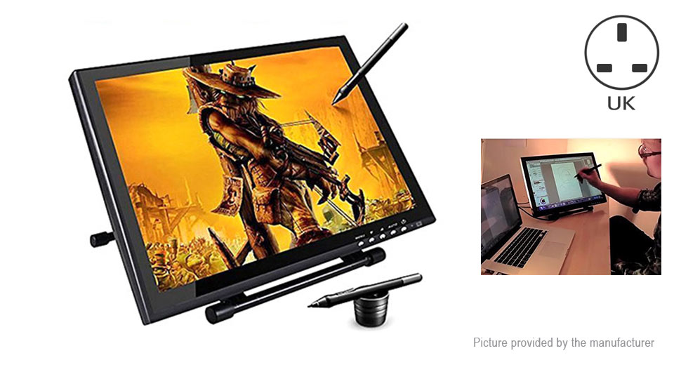 UGEE UG-1910B P50S Pen Digital Painting Graphic Tablet (UK)