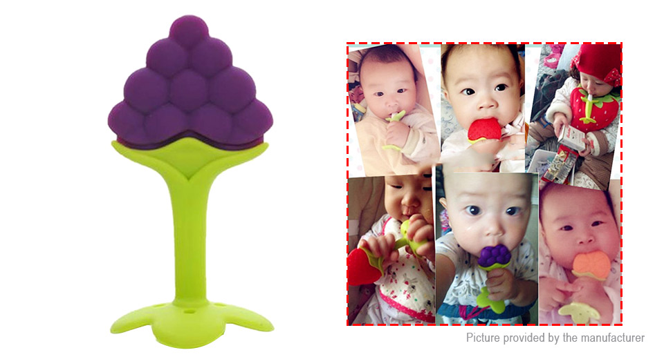 Soft Silicone BPA-Free Teethers Baby Teething Toy