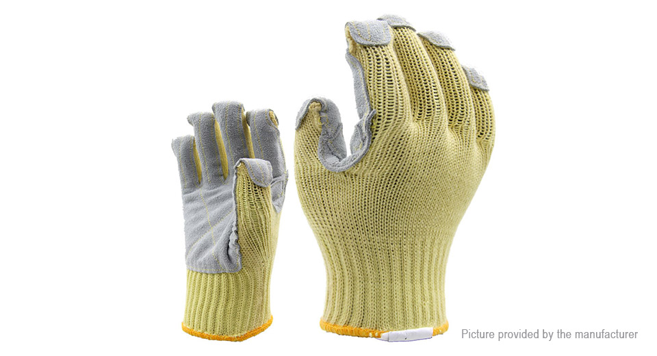 Anti-cutting Labor Working Full Finger Gloves (Pair)
