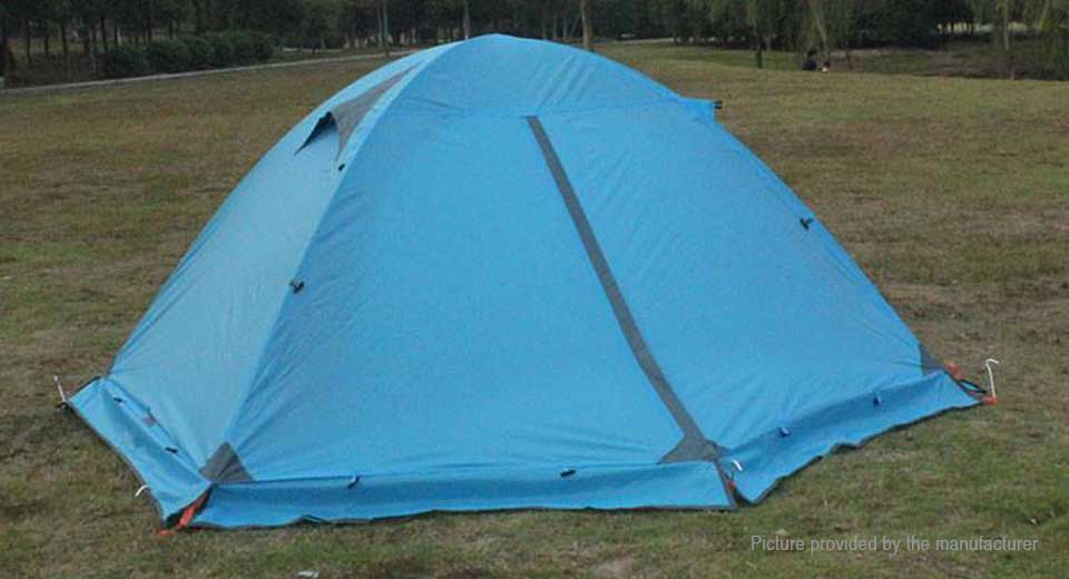 FLYTOP FT-Z2006 2-Person Double Layer Windproof Camping Tent