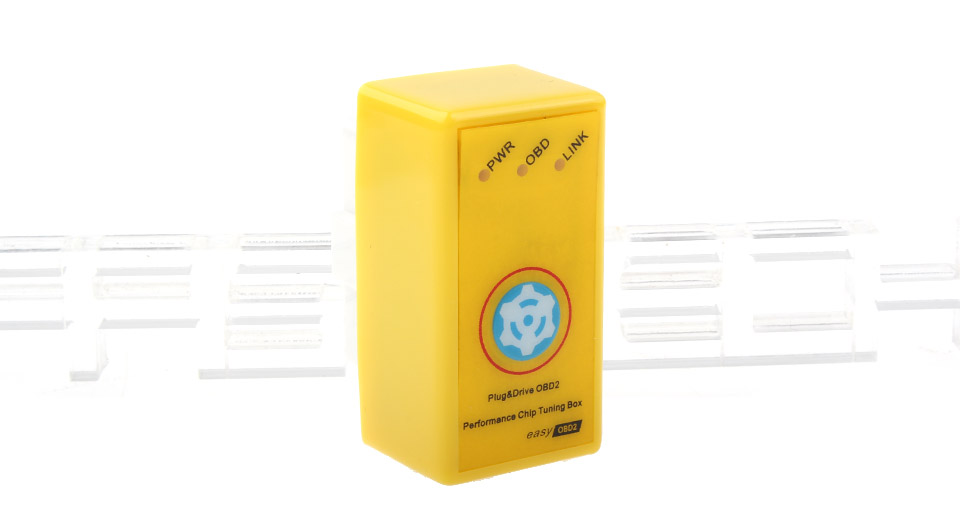 easyOBD2 Chip Tuning Box Power Fuel Optimization Device for Benzine Cars