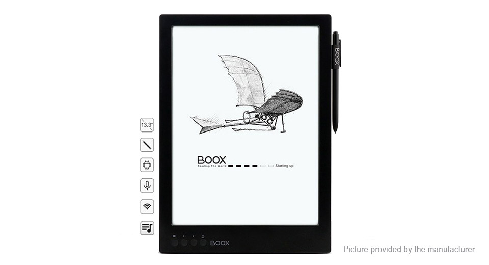 Product Image: onyx-boox-max-13-3-flexible-screen-e-book-reader
