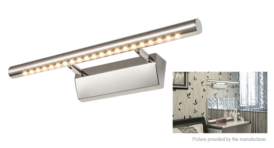 5W 30*5050 770LM LED Wall Light Mirror Front Bathroom Lamp (40cm)