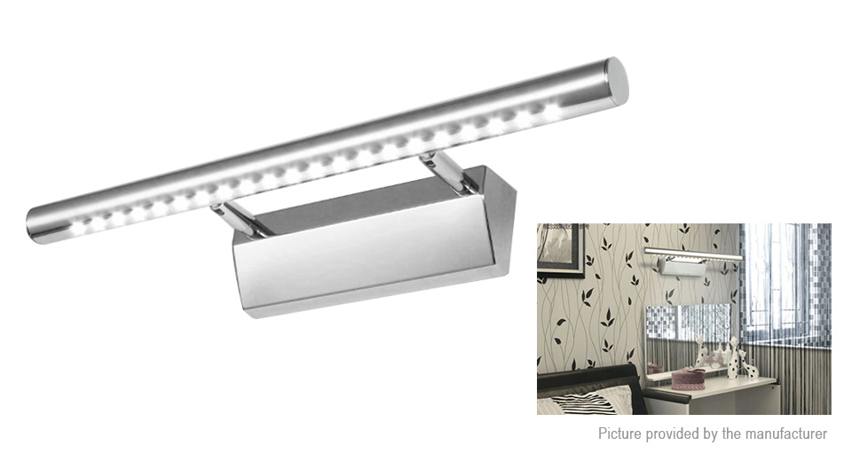7W 30*5050 770LM LED Wall Light Mirror Front Bathroom Lamp (55cm)