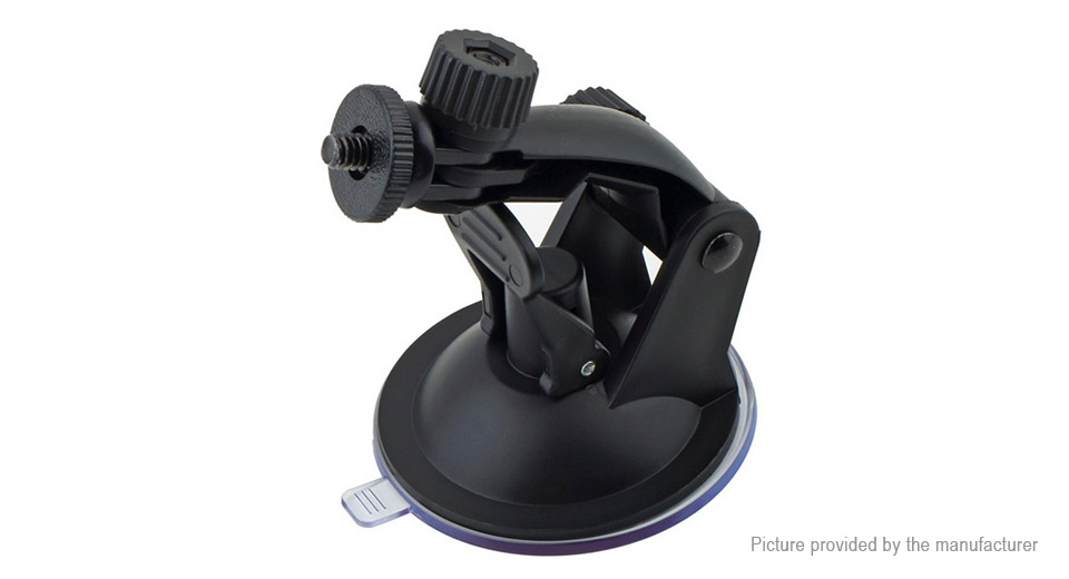 Car Suction Cup Mount Holder Stand for Sports Cameras