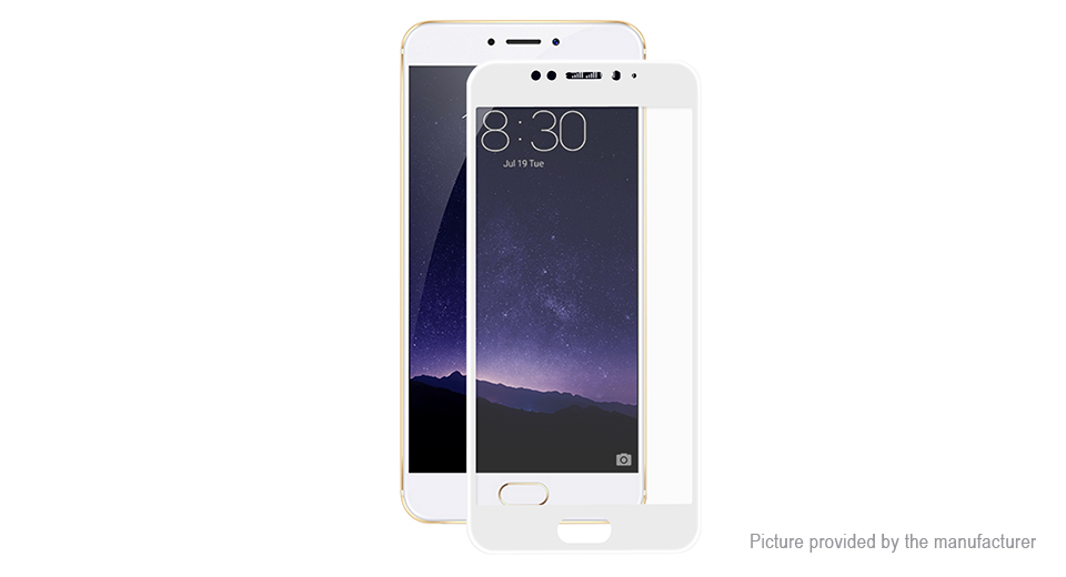 Hat.Prince 3D Tempered Glass Screen Protector for MEIZU MX6