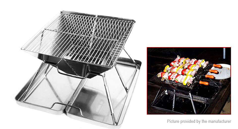 Authentic AOTU ATB5-1 Folding Barbecue Grill