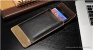 "CaseMe Wallet Case Retro PU Leather Protective Bag for 5.5""-5.8"" Cell Phone"