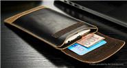 "CaseMe Wallet Case Retro PU Leather Protective Bag for 4.5""-5.2"" Cell Phone"
