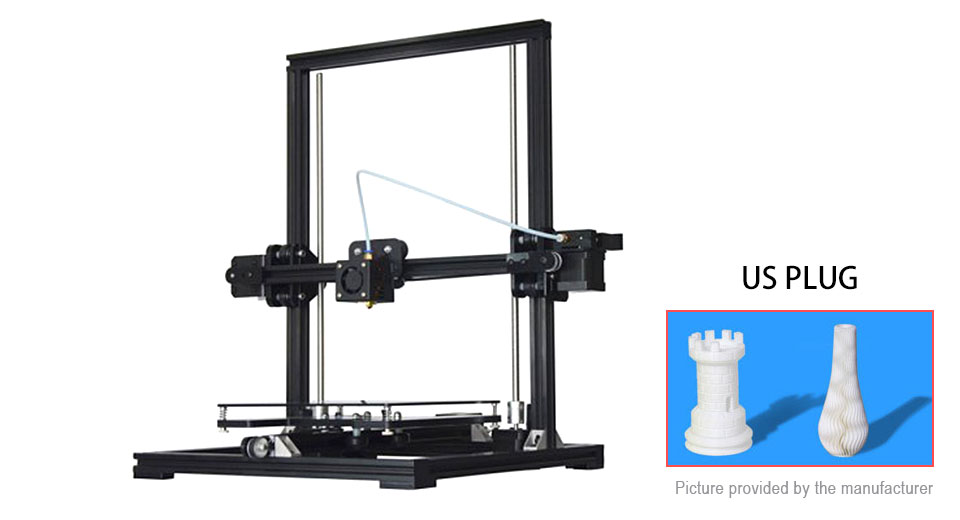 Product Image: authentic-tronxy-x3-desktop-3d-printer-kit-us