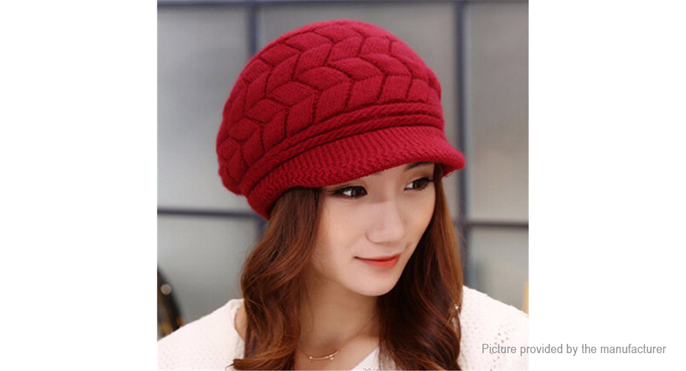 Product Image: women-s-winter-warm-fleece-lined-cable-knitted