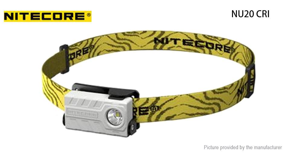 Product Image: authentic-nitecore-nu20-cri-led-headlamp