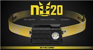 Authentic Nitecore NU20 CRI LED Headlamp