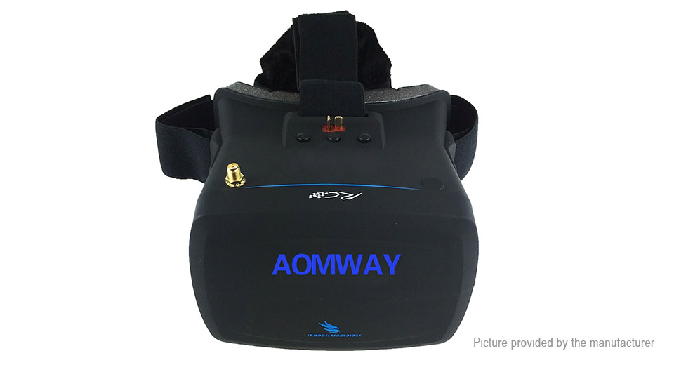 Aomway V1 5.8GHz 40CH FPV Video Goggles