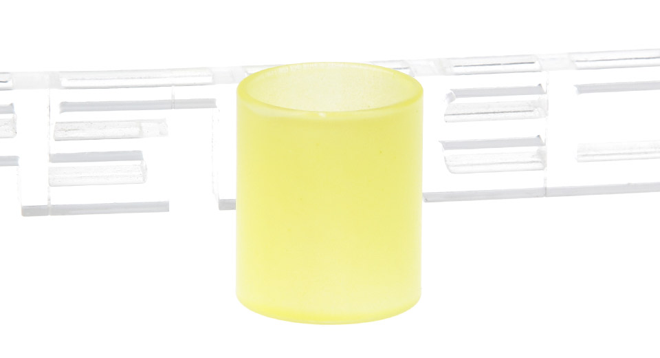 Replacement Glass Tank for GeekVape Griffin 25 RTA Atomizer Griffin 25, Tank, Glass, Yellow (color charging)
