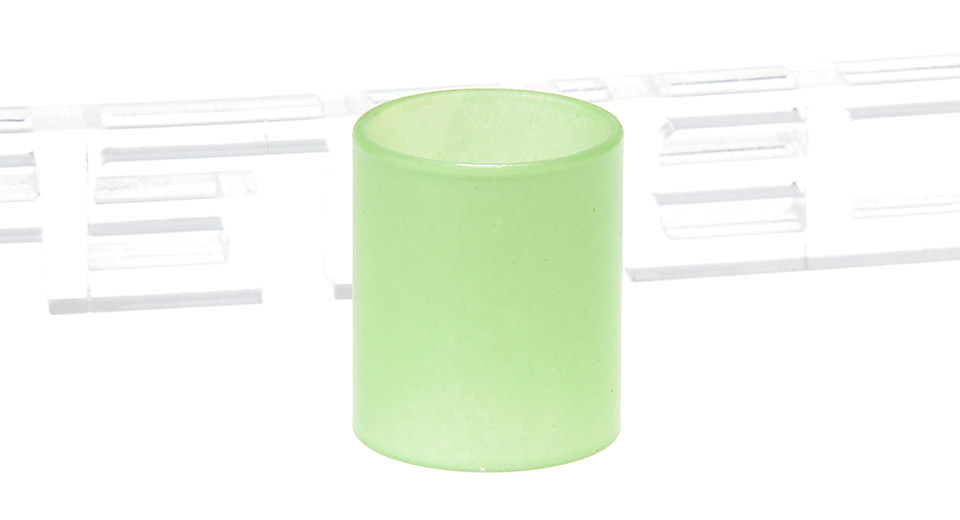 Replacement Glass Tank for GeekVape Griffin 25 RTA Atomizer Griffin 25, Tank, Glass, Green (color charging)