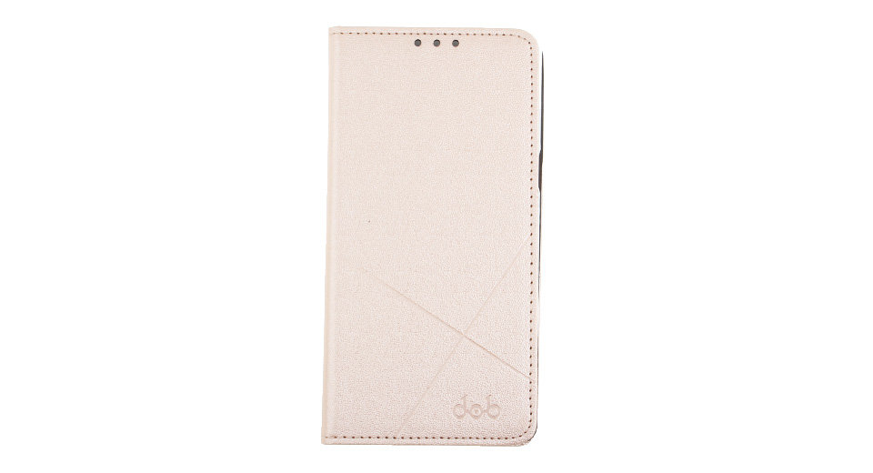 DOB Flip-Open PU Leather Protective Case Stand for OnePlus 3/OnePlus 3T