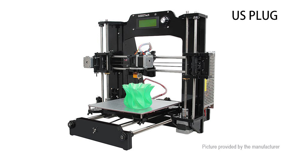 Product Image: authentic-geeetech-prusa-i3-x-unassembled-3d