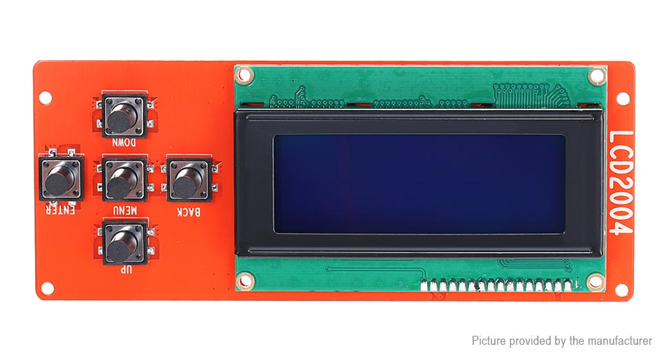 Product Image: authentic-anet-lcd2004-lcd-display-blue-screen