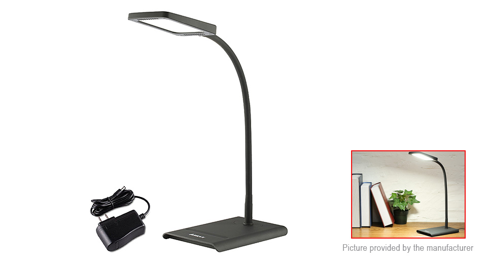 ARILUX AL-TL01 Dimmable Touch Controlled Eye-Care LED Table Desk Lamp (US)