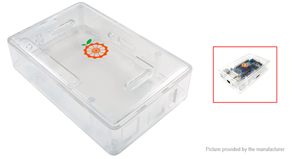 Product Image: authentic-orange-pi-protective-abs-shell-case-for