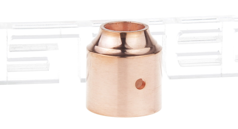 Replacement Copper Cap for AV Comp Lyfe Battle RDA Atomizer
