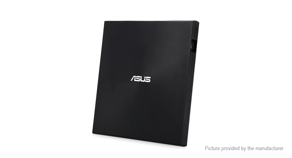 Authentic ASUS SDRW-08U7M-U USB 2.0 External DVD Writer
