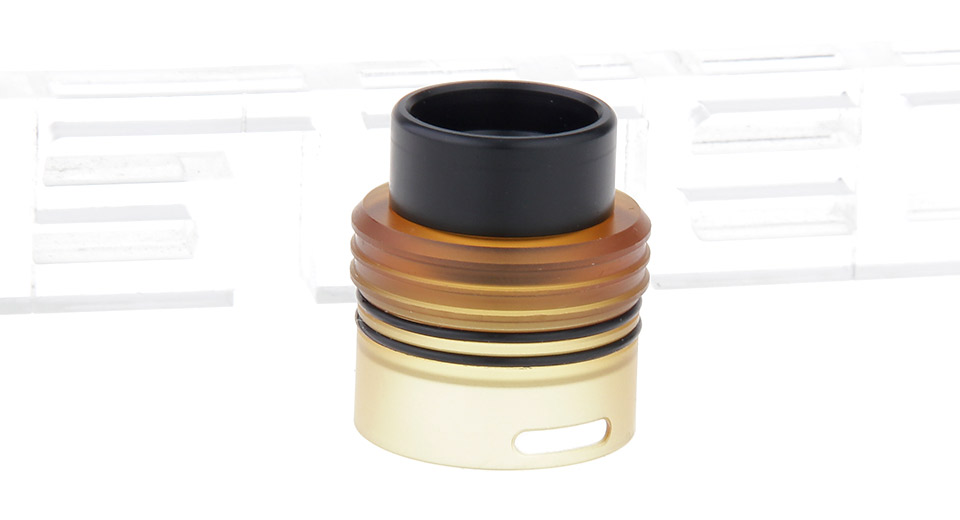 Replacement PEI Top Cap Tank for Kryten RDA Atomizer
