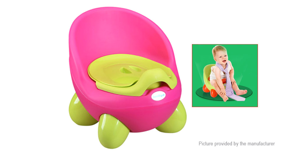 Kids Removable Toilet Potty Bathroom Defecate Trainer