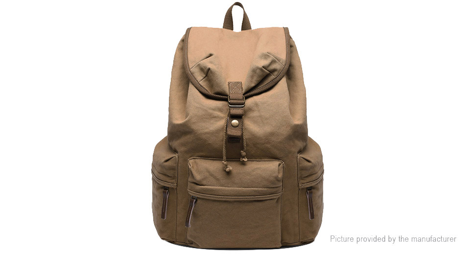 Kabden Photograp Bag Practical Backpack, Khaki