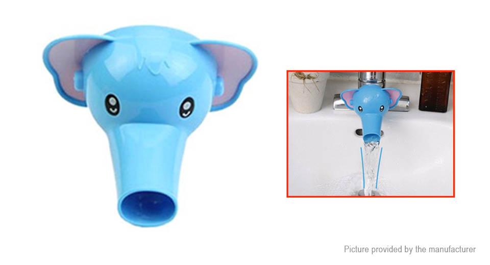 Baby Children Cartoon Faucet Extender Hand Washing Device