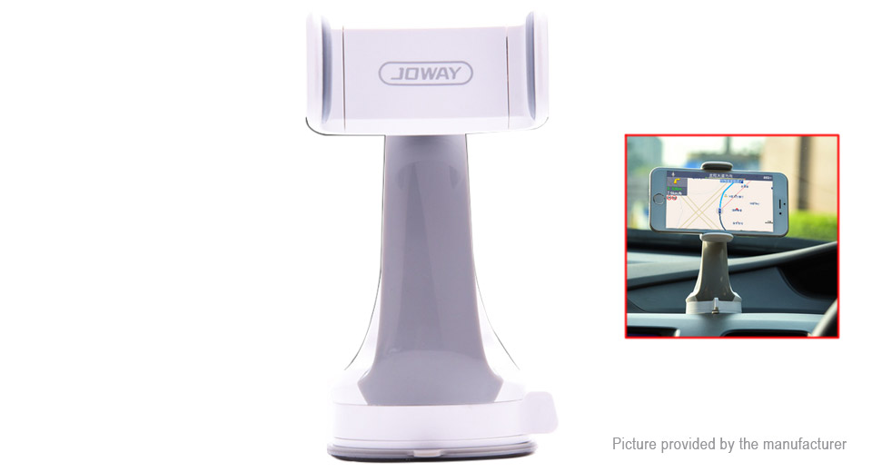 JOWAY ZJ02 Car Windshield Suction Cup Cell Phone Holder Stand