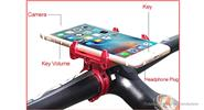 GUB G-86 Aluminum Alloy Bicycle Cell Phone Holder Handbar Mount Bracket