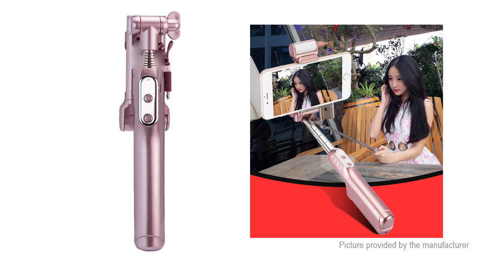 Product Image: cyke-a6-2-in-1-led-fill-light-retractable-monopod