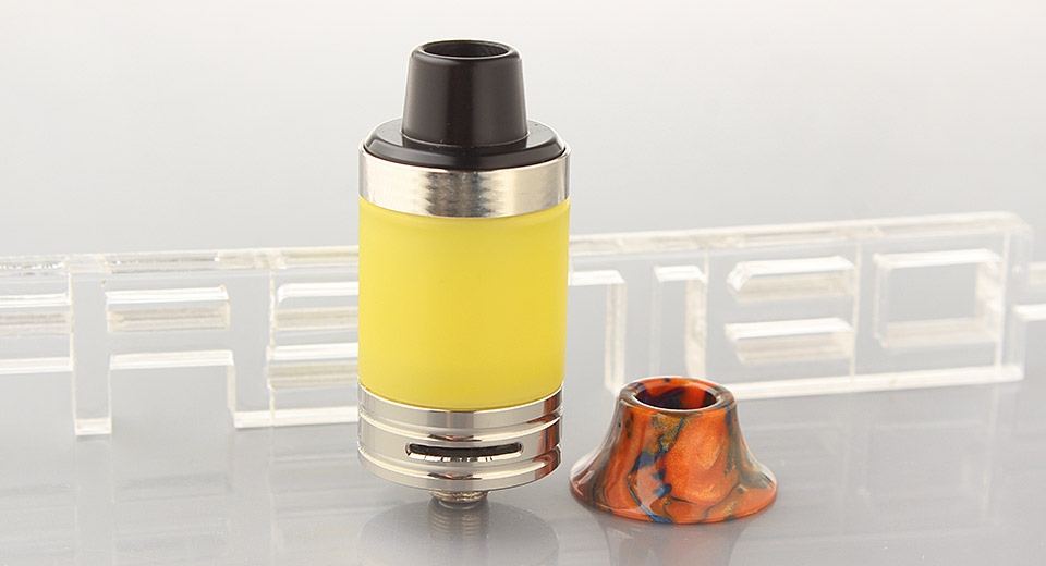 Complyfe Battle Styled Sub Ohm Tank Clearomizer