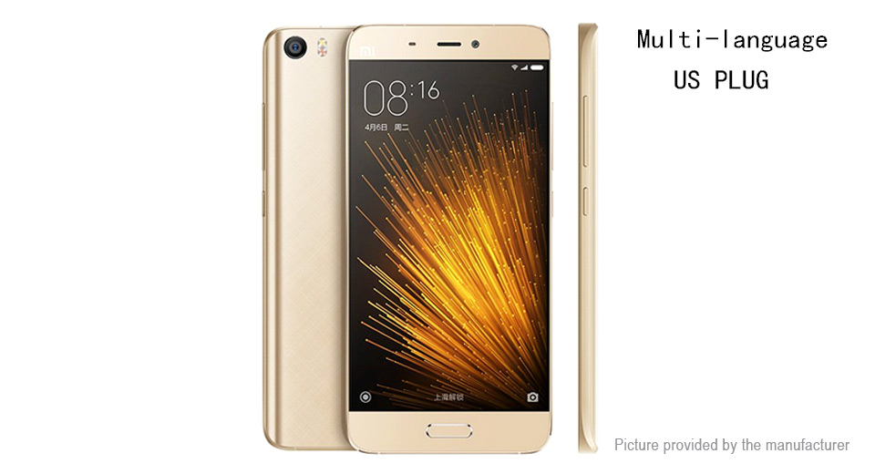 "Authentic Xiaomi Mi 5 5.15"" LTE Smartphone (64GB/US)"