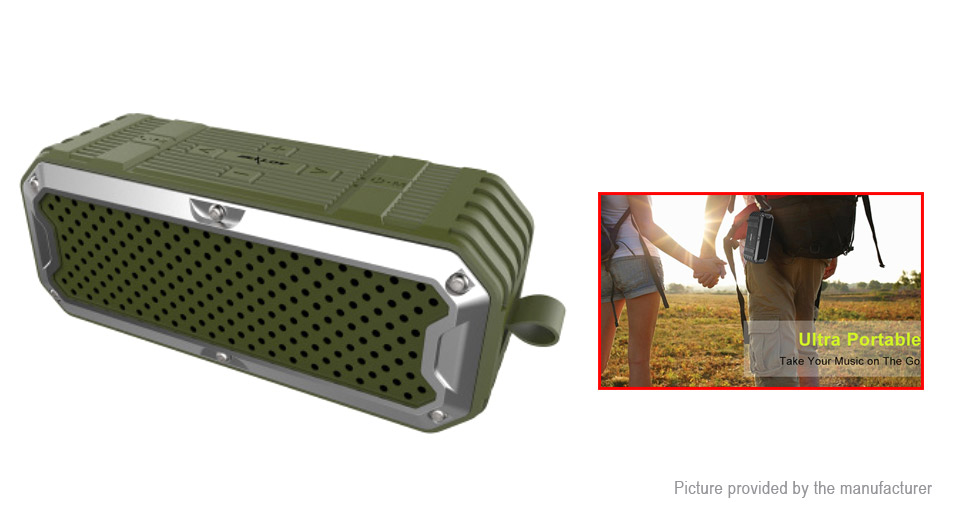 Zealot S6 Outdoor 3D Stereo Bluetooth V4.0 Speaker