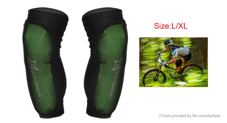 ROCKBROS Outdoor Sports Cycling Kneepad Knee Support (Size L/XL)