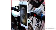Bike Bicycle Handlebar Mount Cell Phone Holder Bracket