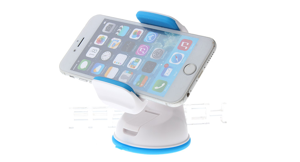 Car Windshield Suction Cup Cell Phone Holder Stand