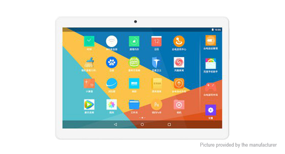 "Authentic TECLAST 98 10.1"" IPS Octa-Core Marshmallow LTE Phablet (32GB)"