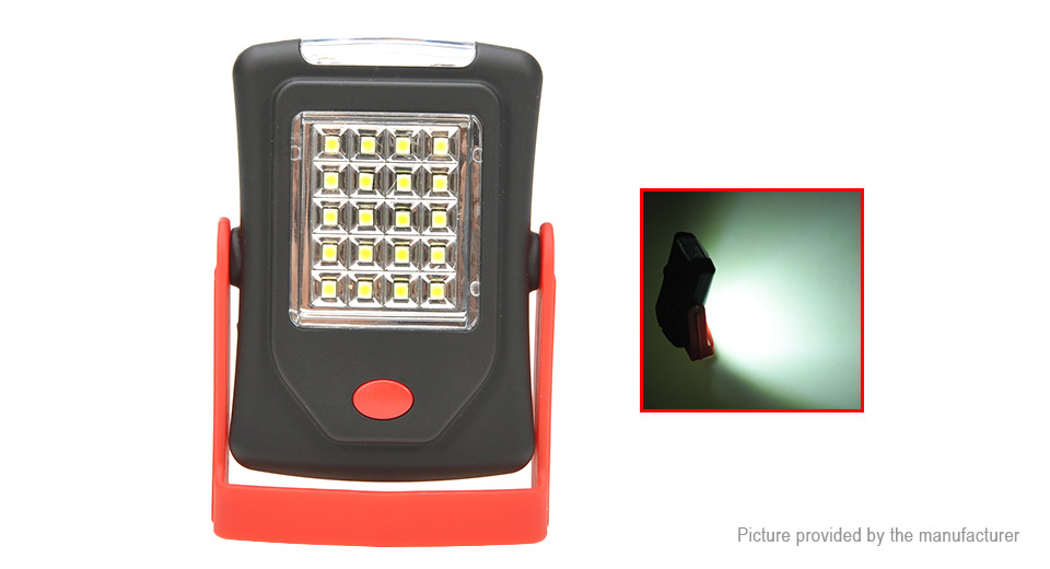 Image of 10W 23*LED Portable LED Camping Lantern Work Light