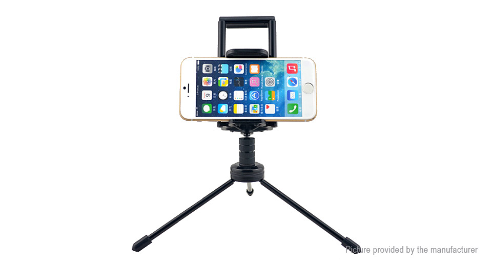 Product Image: mini-tripod-holder-bracket-for-cell-phone-tablet