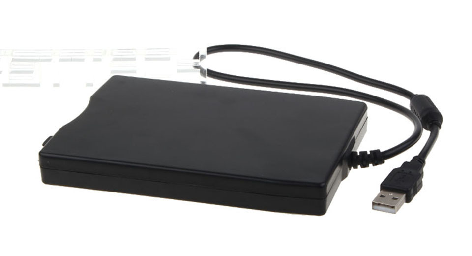 Portable USB External Floppy Drive Disk for PC/Laptop/Notebook