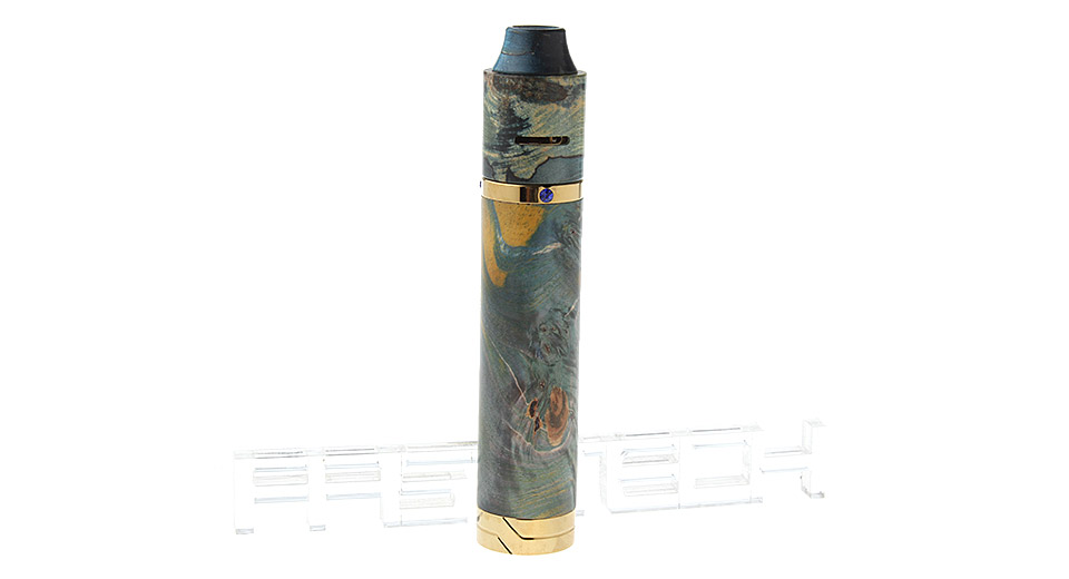 Authentic Luxury Ares 18650 Mechanical Mod Kit