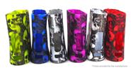 Buy Iwodevape Protective Silicone Sleeve Case Eleaf iStick Pico 75W Mod (6 Pieces) 75W, 6 Pieces, Colors (skull)