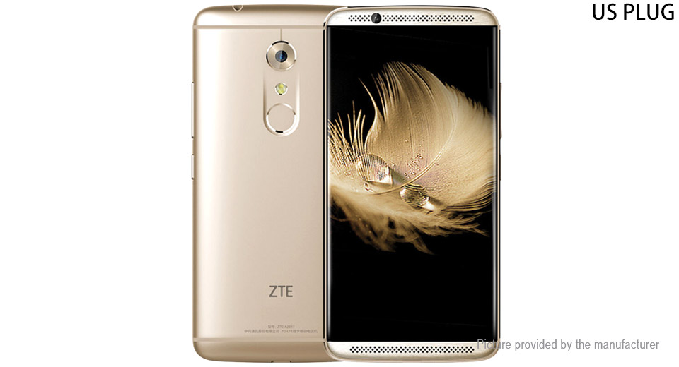 "Authentic ZTE AXON 7 A2017 5.5"" AMOLED LTE Smartphone (64GB/US)"