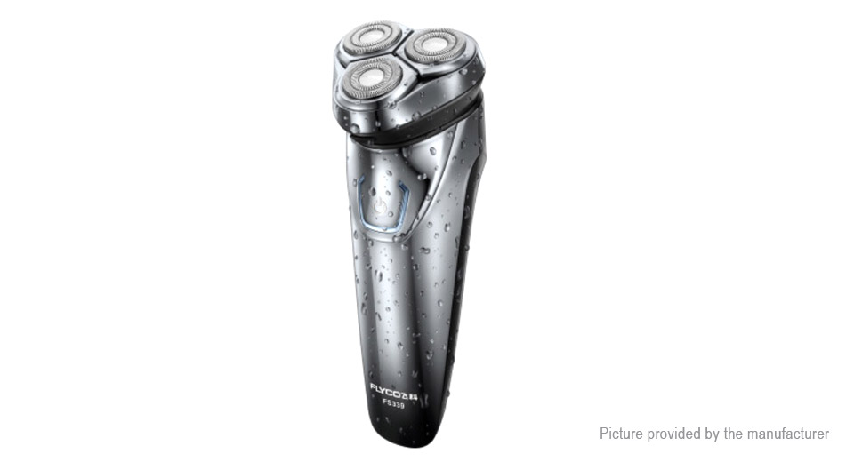 FLYCO FS339 Intelligent Electric 3-Head Rotary Shaver