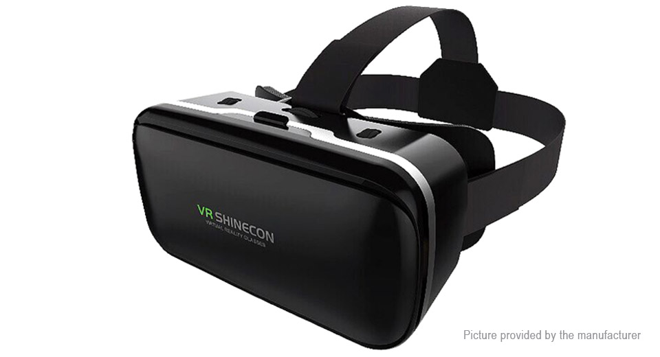 VR SHINECON SC-G04 Virtual Reality VR Headset 3D Goggles